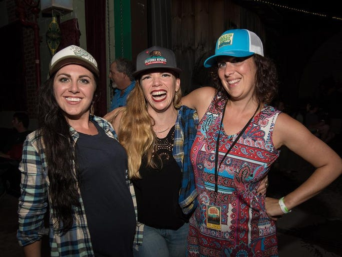 On the Scene for Jam in the Trees 2017 at Pisgah Brewing