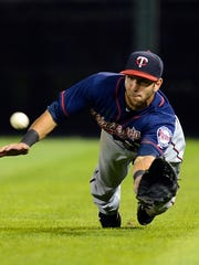 Former USI All-American Darin Mastroianni played parts of four seasons with the Minnesota Twins.