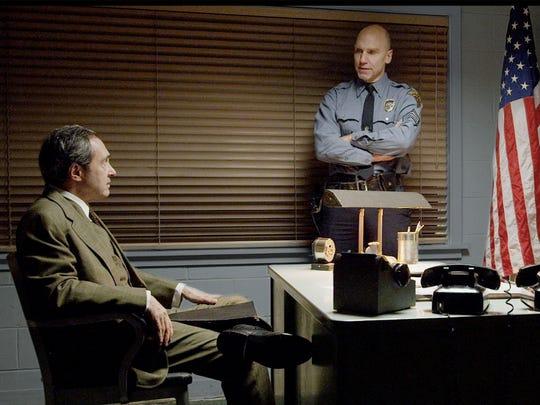 "Left to right: Martin Barabas, John Schiappa and Tom Paolino in ""Passaic."""