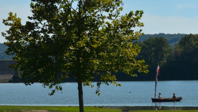 Family fun at Dorchester Park in Whitney Point
