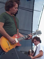 Ween perform as part of the Austin City Limits Music