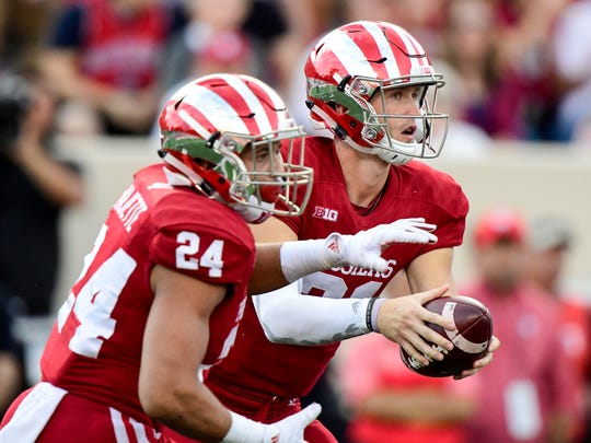IU's offense got back on track last week thanks to more than 400 rushing yards.