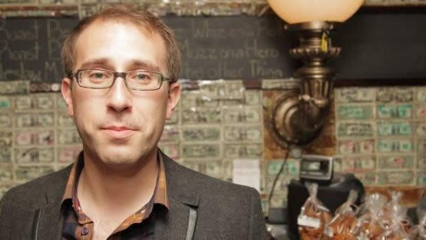 """On Friday, Louis Katz will perform at Poet's. His comedy career began at 9 when Johnny Carson read a couple of his jokes on """"The Tonight Show."""""""