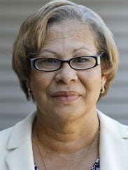 Cheryl Clay, president of the Springfield NAACP