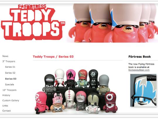 TeddyTroops