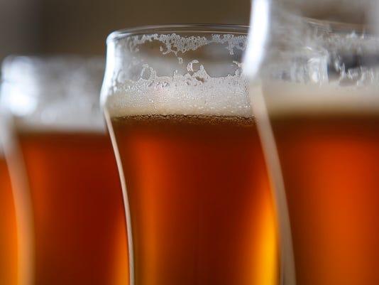 muncie beer generic stock photo