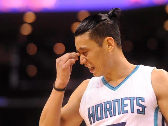 Jeremy Lin is back in the Big Apple.