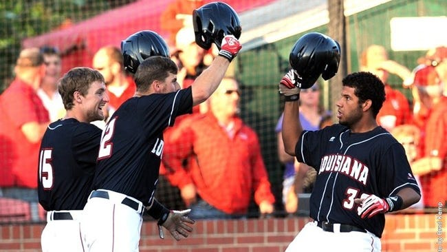Louisiana-Lafayette has one of the best offenses in the country. If Mississippi State wants to return to the Super Regionals, it will likely have to get by the Ragin' Cajuns.