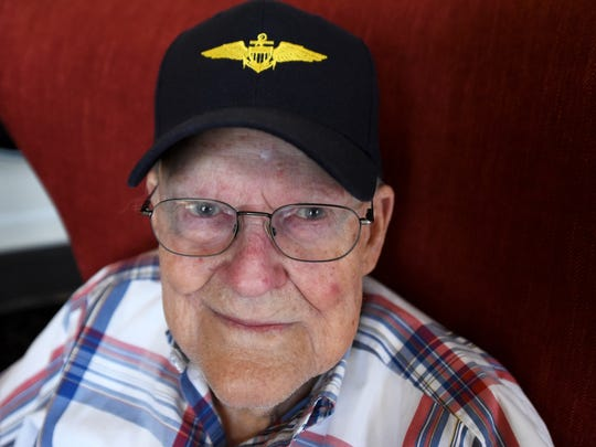 William Denkler of Hattiesburg enlisted in the Navy in 1945. Denkler served as a pilot during World War II and the Korean War. He died Dec. 21, 2019.