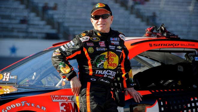 Mark Martin retired in 2013 after 31 years in NASCAR's Cup Series.