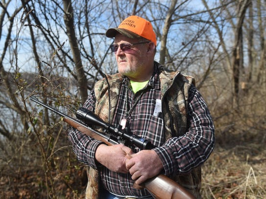 Steve Mohr doesn't want background checks to verify that hunters are allowed to possess guns. The 67-year-old hunter of Lancaster County is the vice president of Unified Sportsmen of Pennsylvania and a former state game commissioner.