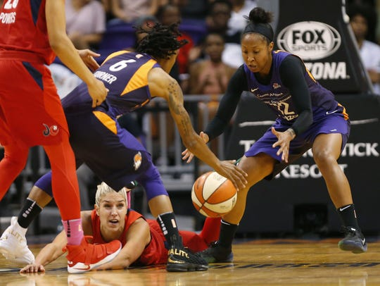 Big moves ahead in WNBA free agency, but Phoenix Mercury focus on staying the course