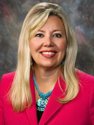 State Sen. Debbie Lesko, of Peoria, supports the school-voucher