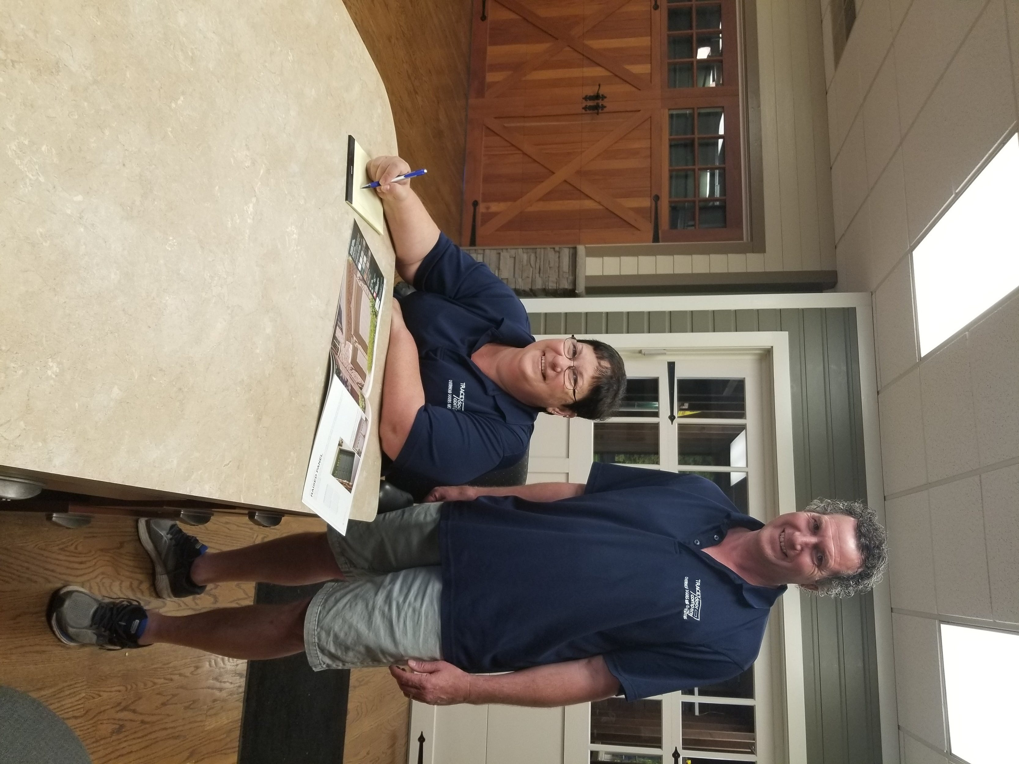 Michelle Tracey Stundtner and her brother Tim Tracey.  sc 1 st  Democrat and Chronicle & Small business spotlight: Chances are you\u0027ve opened a Tracey Door