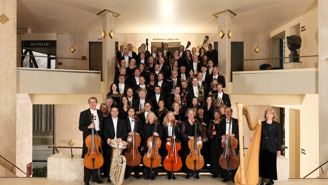 The Milwaukee Symphony Orchestra will perform at Ripon College on Sunday, Sept. 27.