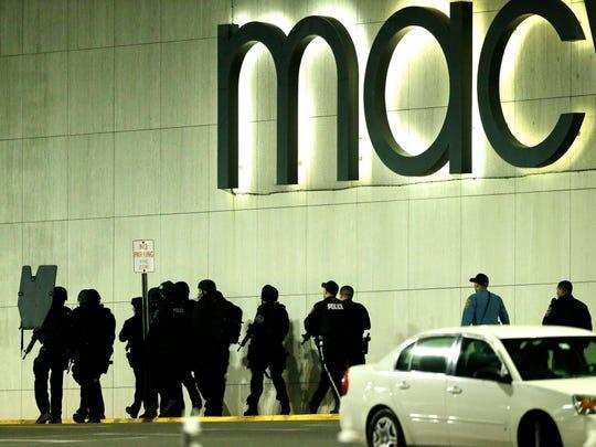 Paramus mall