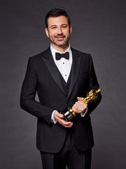 Jimmy Kimmel will host the  Oscars on Sunday, March