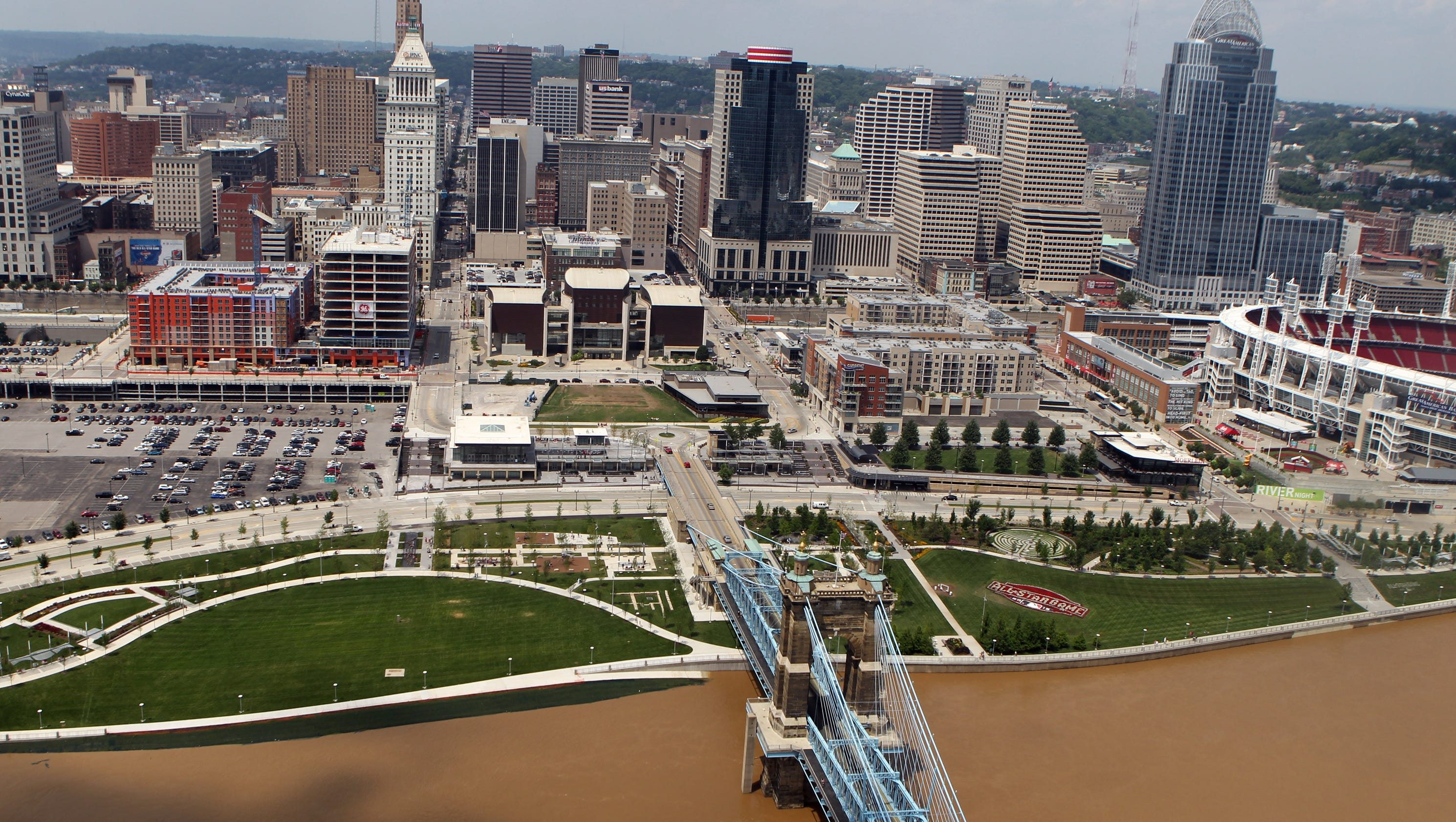 what river levels mean to greater cincinnati communities