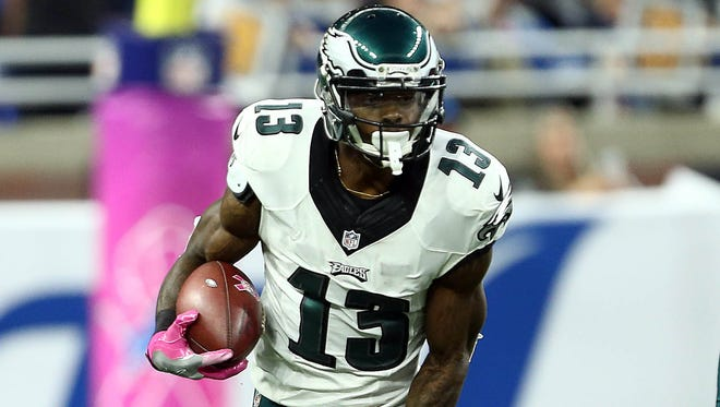 Eagles WR Josh Huff: What pro athlete doesn't have a gun?