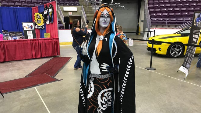 Twin Tiers Comic-Con will move to Elmira High School this weekend.