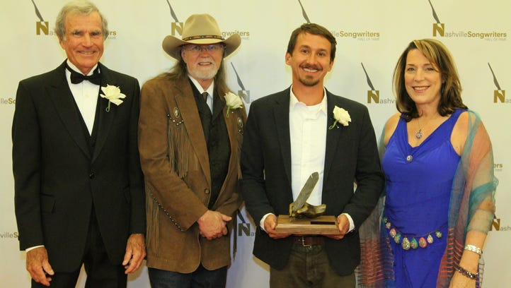 Nashville Songwriters Hall of Fame inducts Class of 2016