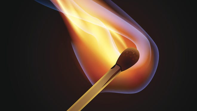 "The name ""Matchstick Prize"" was chosen because it represents how something small — a single match — can start something pretty big."