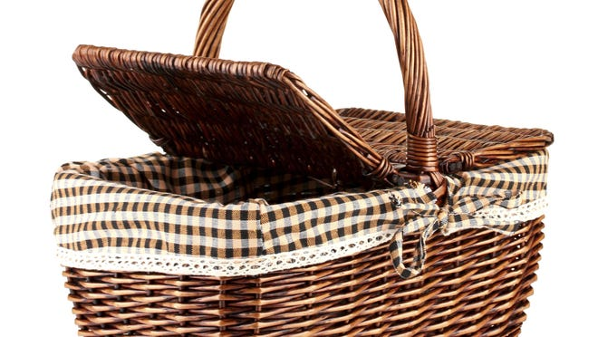 A picnic can be lavish or simple, and the act itself is something that can be done for free.