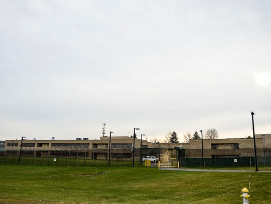 The Lebanon County Correctional Facility
