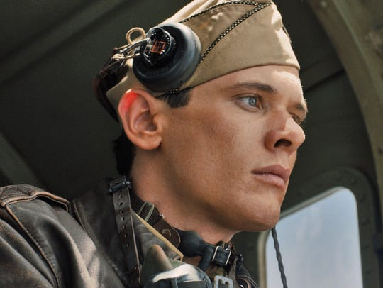 """Jack O'Connell stars in """"Unbroken."""""""