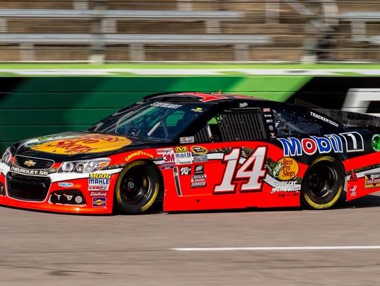 NASCAR: AAA Texas 500-Practice