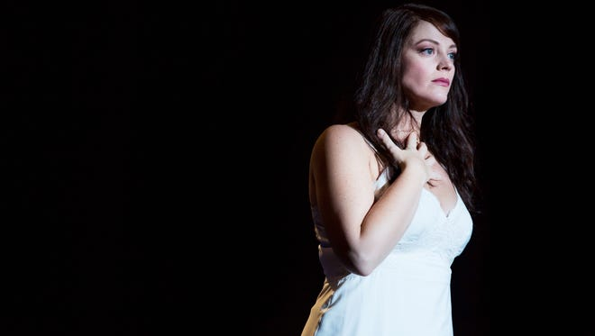 """Elizabeth Stanley stars in the national tour of Broadway's """"The Bridges of Madison County."""""""