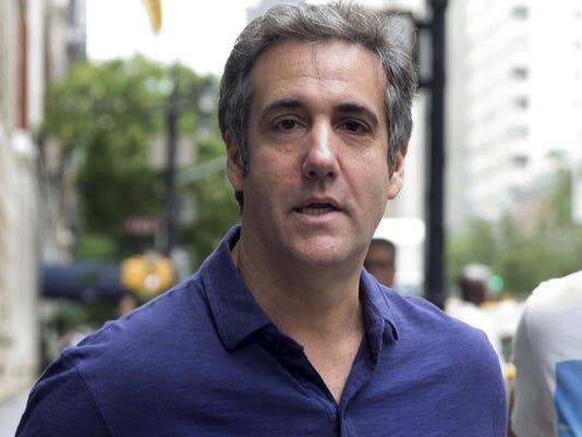 Michael Cohen,Jake Cohen