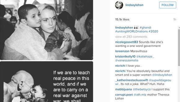 Lindsay Lohan #2020