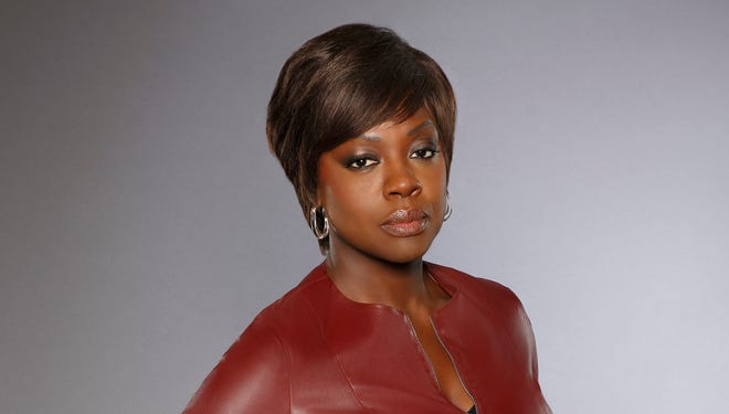 Viola Davis is a law professor who teaches 'How to Get Away with Murder,' a new ABC drama
