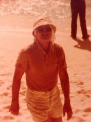 Ritidian original landowner Benigno Leon Guerrero Flores