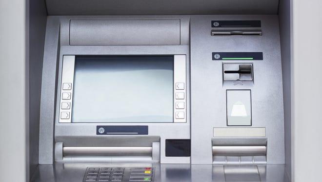 ATM file photo.