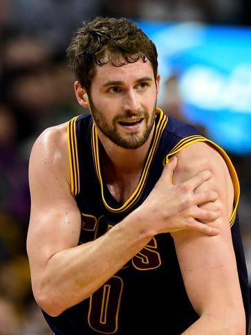 Kevin Love has been ruled out of the Eastern Conference