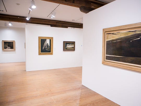 "The Brandywine River Museum of Art and the Seattle Art Museum mark the 100th anniversary of Andrew Wyeth's birth with an exhibition ""Andrew Wyeth: In Retrospect"" of over one hundred of his finest paintings and works on papers selected from major museums and private collections."