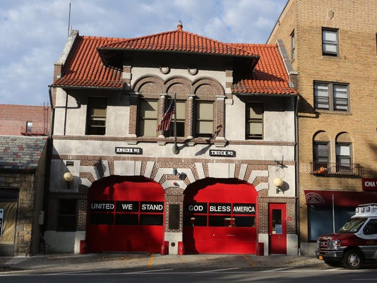 New Rochelle firehouse No. 3