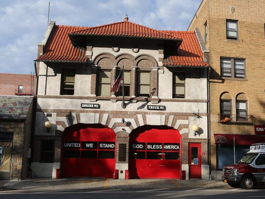 New Rochelle Fire Station No. 3 on North Avenue Oct.