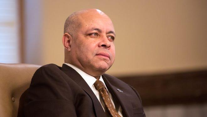 Cincinnati City Manager Harry Black
