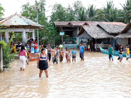 EPA PHILIPPINES TROPICAL STORM TEMBIN AFTERMATH DIS METEOROLOGICAL DISASTER PHL LA