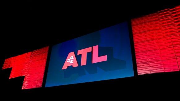 This image, provided by Hartsfield-Jackson Atlanta