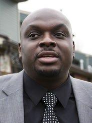 Leonard Brock, executive director of the Rochester-Monroe