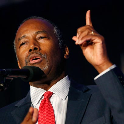 Ben Carson is President-elect Donald Trump's pick for