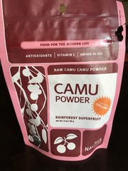 Camu powder is high in Vitamin C and also is high in