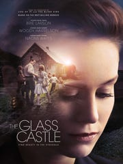 "The poster for ""The Glass Castle."""