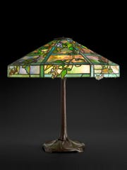 """Louis Comfort Tiffany: Treasures from the Driehaus"