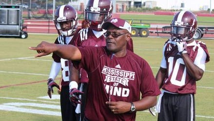 Mississippi State assistant head coach Tony Hughes as been linked to the opening at Jackson State.