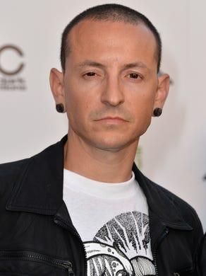 Linkin Park's Chester Bennington, a Phoenix native, dies of